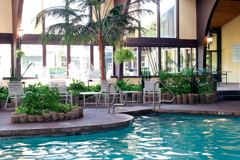 Wilson Lodge Indoor Pool photo