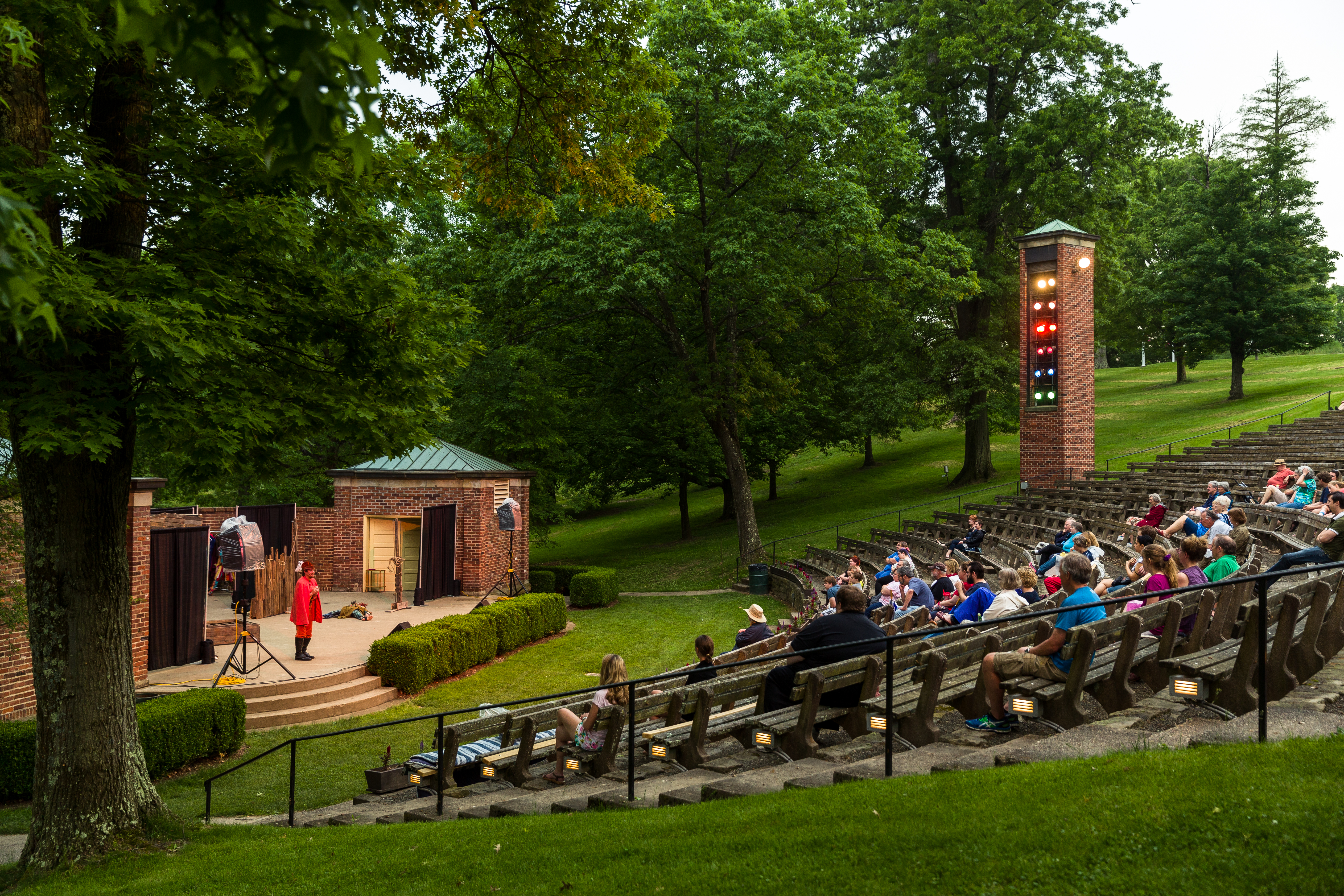 Anne Kuchinka Amphitheater photo