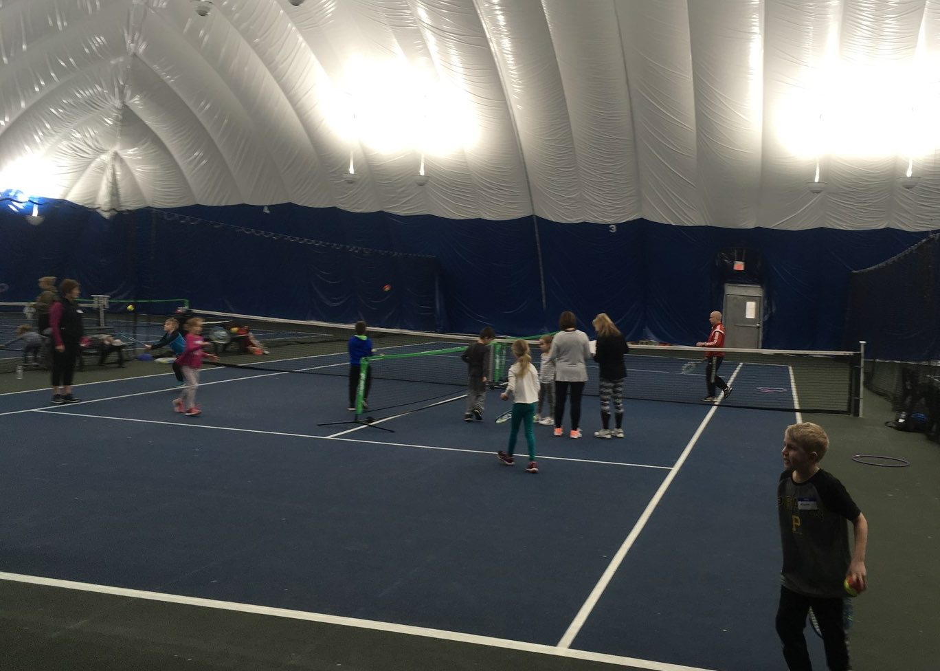 Indoor Courts photo