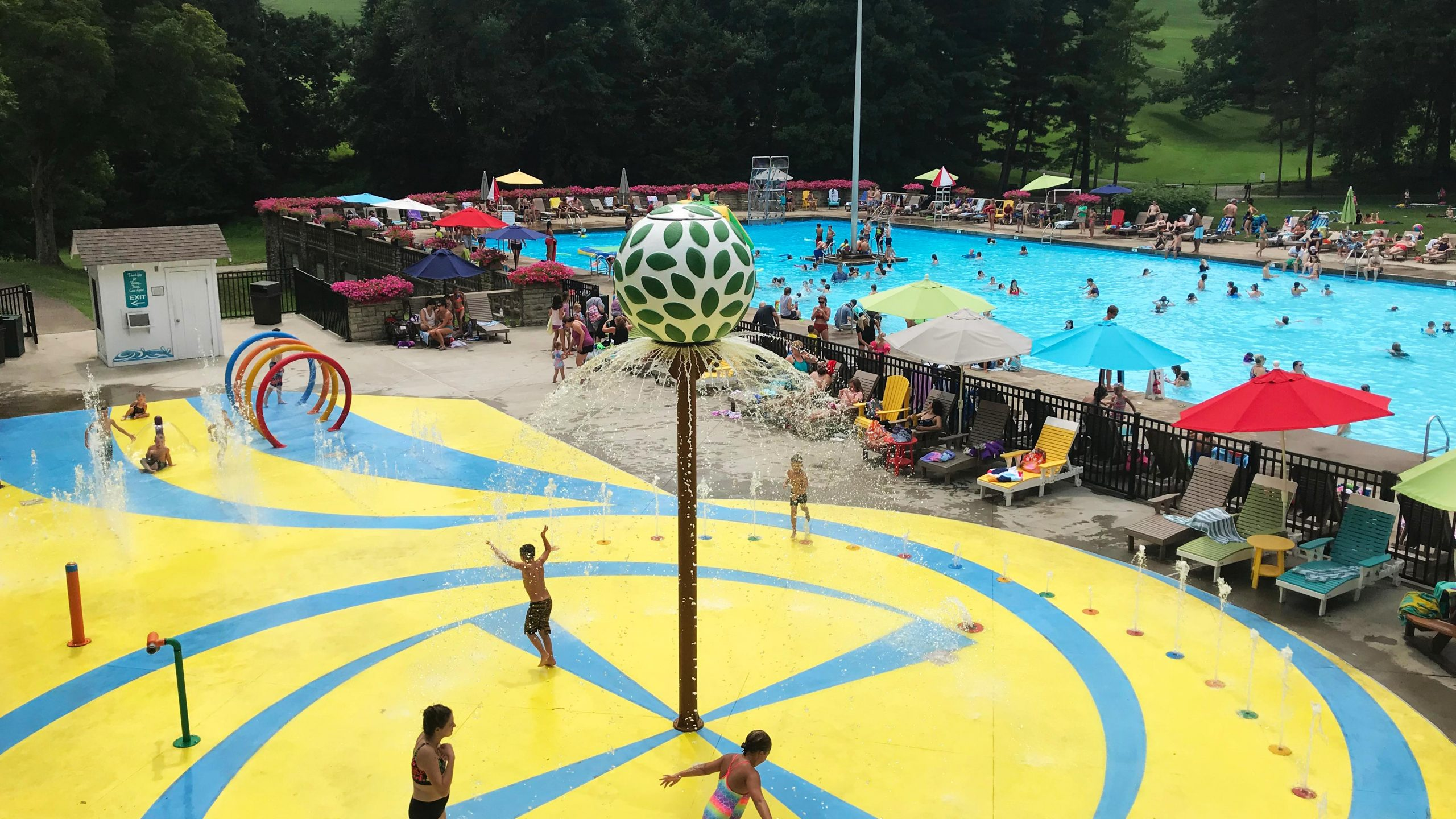 Crispin Center Outdoor Pool photo