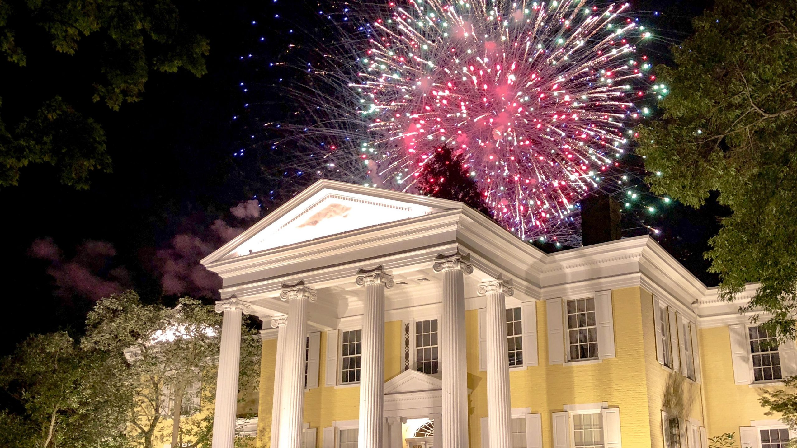 Saturday Night Fireworks photo