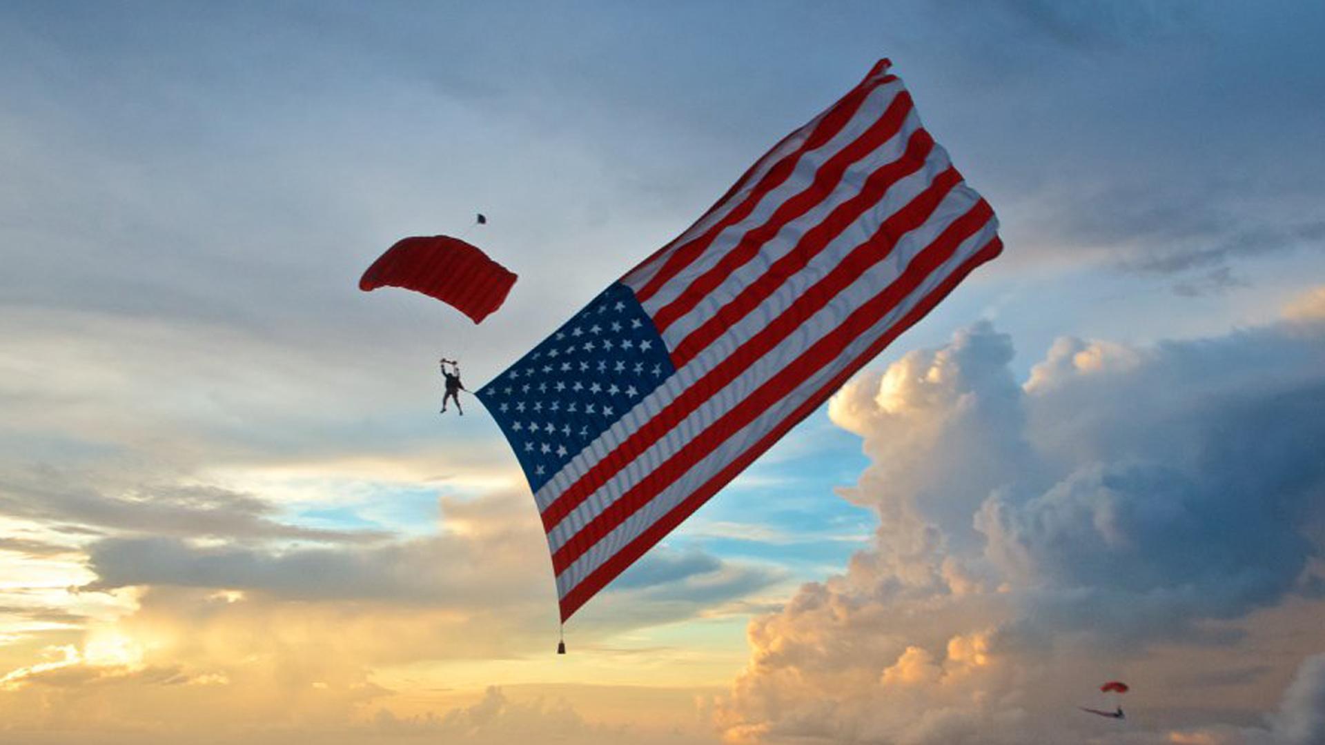 Americana Skydiving Performance photo