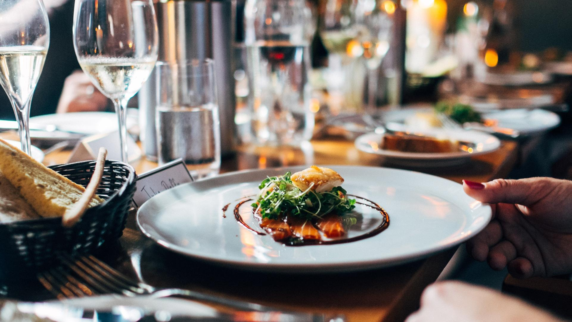 Private Dining, Catering & Banquets header photo