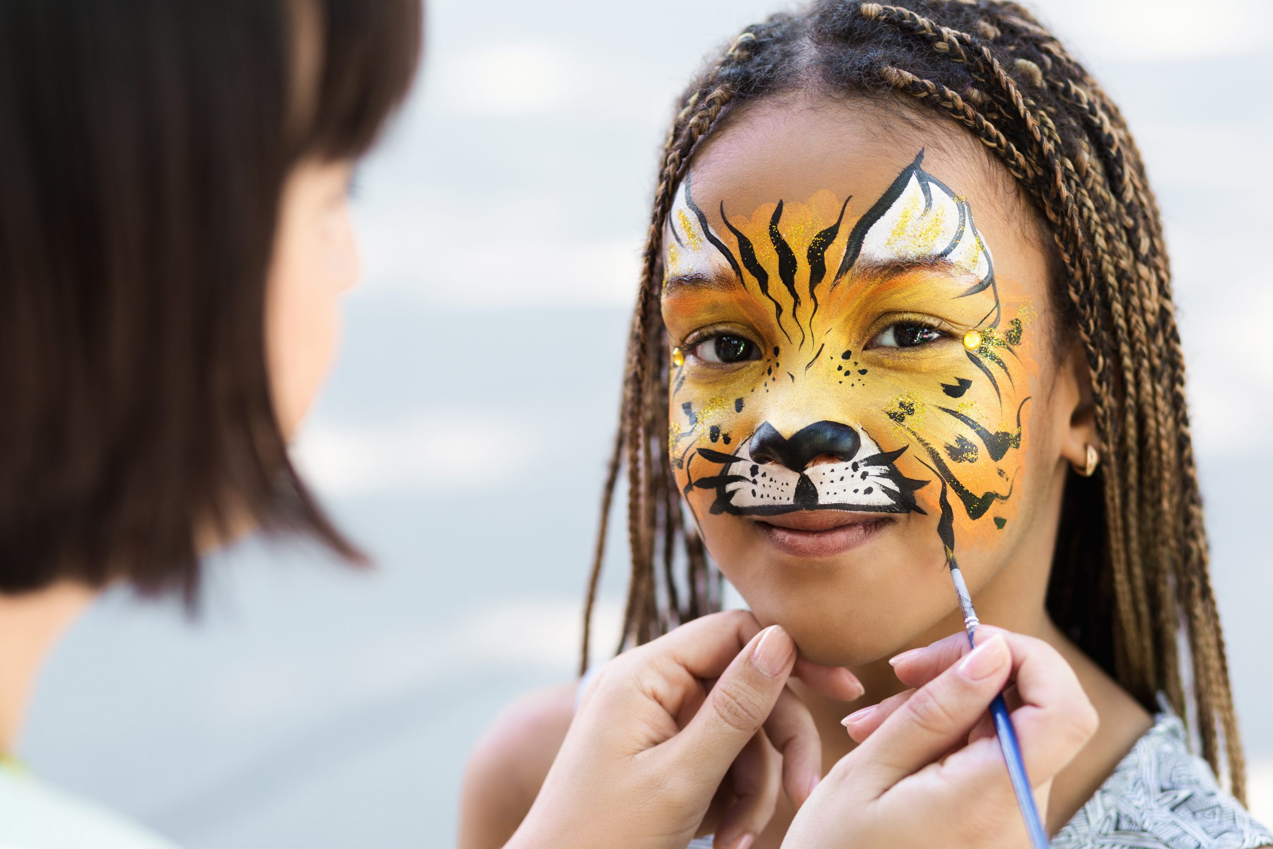Face Painting photo