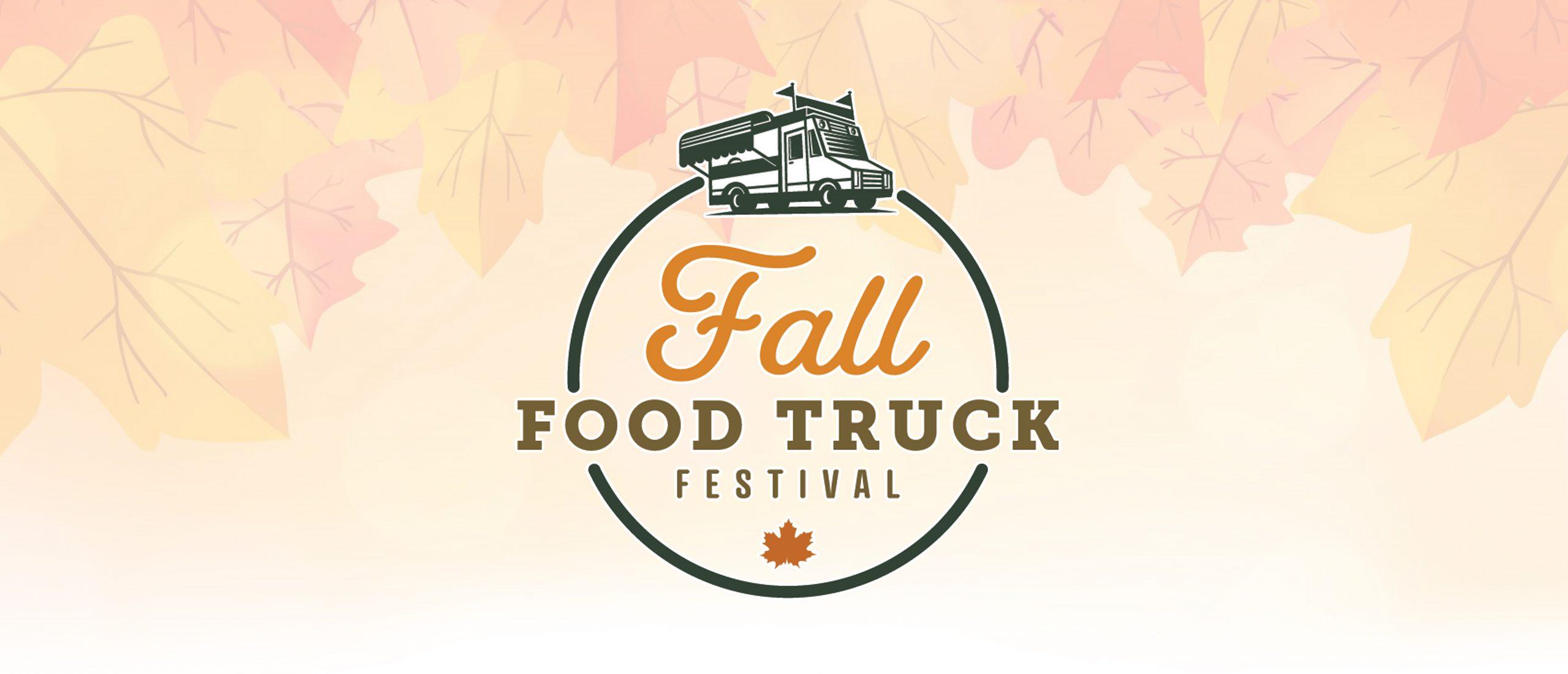 Fall Food Truck Festival header photo